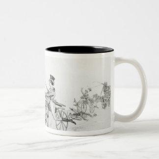 Modern Olympics', c.1820 Two-Tone Coffee Mug