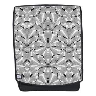 Modern Oriental Ornate Backpack