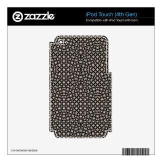 Modern Oriental Pattern iPod Touch 4G Skins