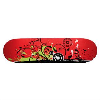 Modern Ornament Skateboard