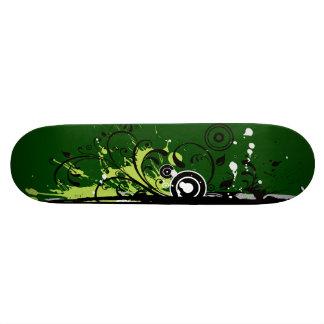 Modern Ornament Skateboard Deck