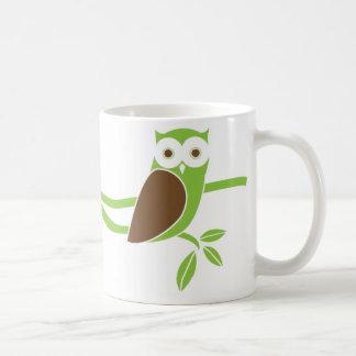 Modern Owl Mug