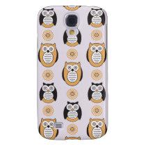 Modern Owls 3G/3GS  Samsung S4 Case