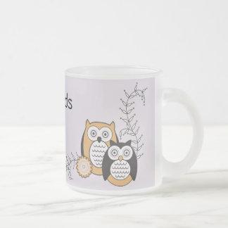 Modern Owls Mug