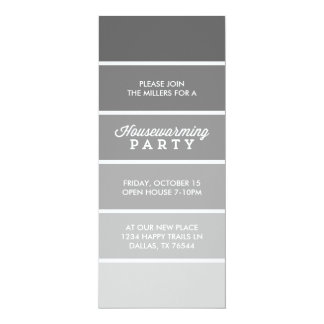 Sample invitations announcements zazzle modern paint card housewarming party stopboris Images