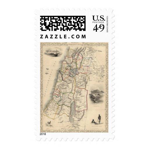 Modern Palestine Postage