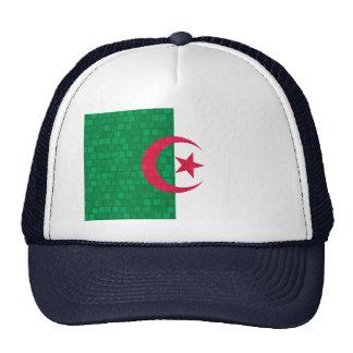 Modern Pattern Algerian Flag Trucker Hat