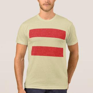 Modern Pattern Austrian Flag T-Shirt