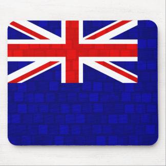 Modern Pattern B.V. Islander Flag Mouse Pad