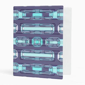 modern pattern factory 01 mini binder