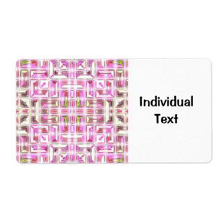 modern pattern factory 02 label