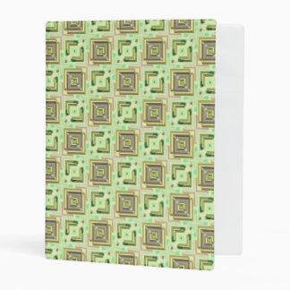 modern pattern factory 04 mini binder