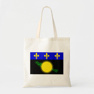 Modern Pattern Guadeloupean Flag Bag