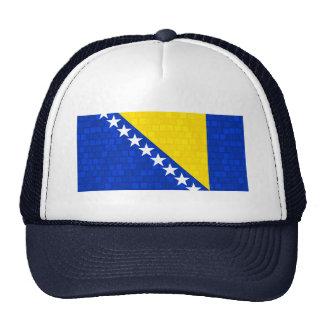 Modern Pattern Herzegovian Flag Trucker Hat