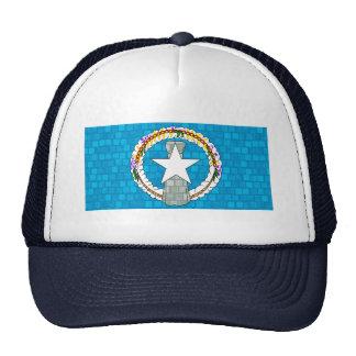 Modern Pattern Marianese Flag Trucker Hat