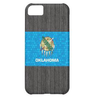 Modern Pattern Oklahoman Flag iPhone 5C Case