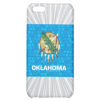 Modern Pattern Oklahoman Flag iPhone 5C Cover