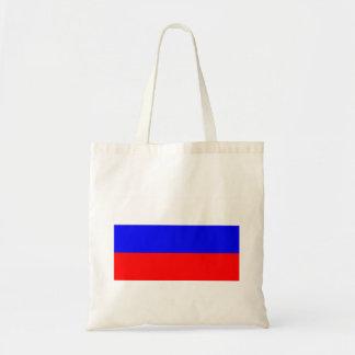 Modern Pattern Russian Flag Bag