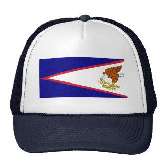 Modern Pattern Samoan Flag Trucker Hat