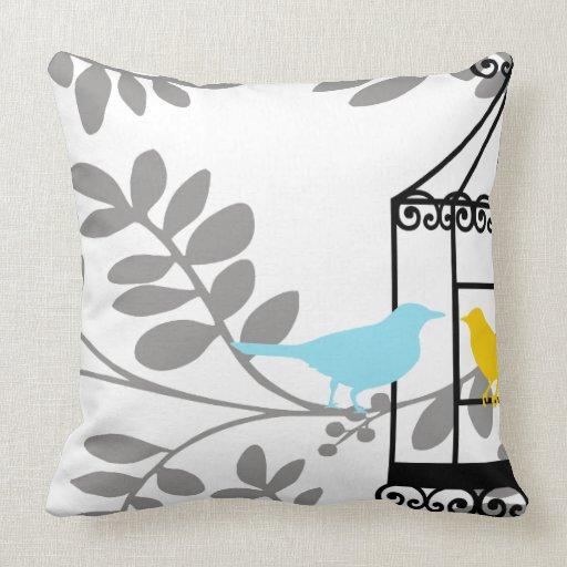 Modern pattern throw pillows-home decor throw pillow Zazzle