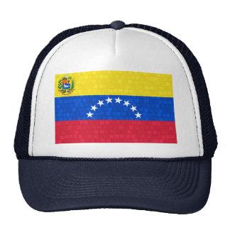 Modern Pattern Venezuelan Flag Trucker Hat