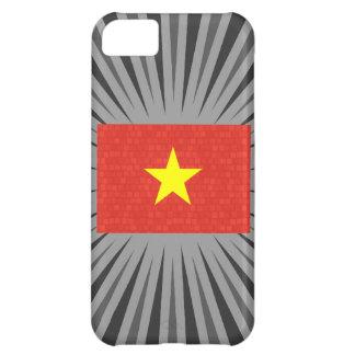 Modern Pattern Vietnamese Flag iPhone 5C Covers