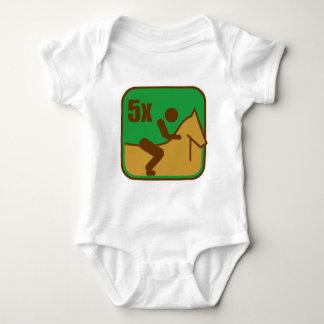 Modern_pentathlon_dd.png Baby Bodysuit
