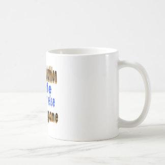 Modern Pentathlon is life anything else is just a Coffee Mug