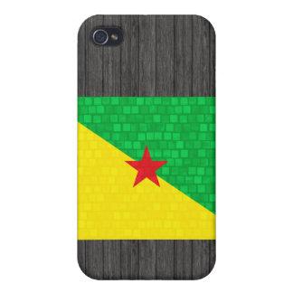 Modern Pern Guianese Flag iPhone 4 Covers