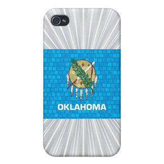 Modern Pern Oklahoman Flag iPhone 4/4S Cover