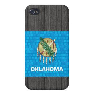 Modern Pern Oklahoman Flag iPhone 4/4S Covers