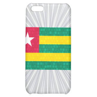 Modern Pern Togolese Flag iPhone 5C Case
