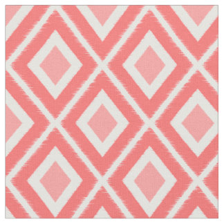 Coral Pattern Fabric coral pattern fabric | zazzle