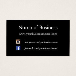 Website Business Cards Templates Zazzle - Website business card template