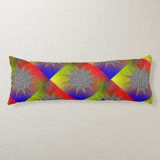 Modern Plasma Body Pillow