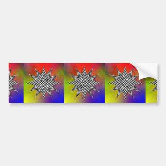 Modern Plasma Bumper Sticker