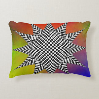 Modern Plasma Decorative Pillow