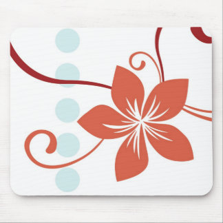 Modern Polynesian mousepad