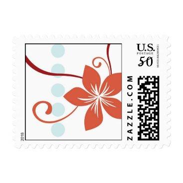 kmarineau modern polynesian stamp
