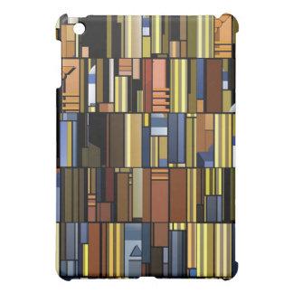 Modern pop art iPad mini case