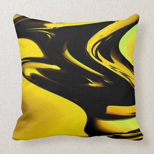 Modern Pop Art Throw Pillow Zazzle