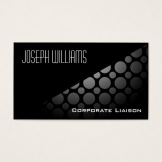 Modern Professional Angled Business Cards