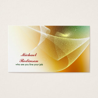 Modern professional best and 1 of a kind business business card
