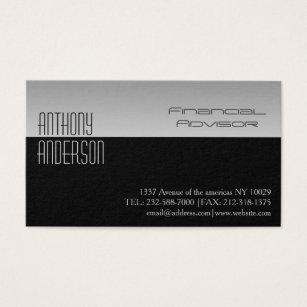 Colour consultant business cards templates zazzle modern professional business card reheart Choice Image