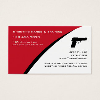 Modern Professional Business Cards