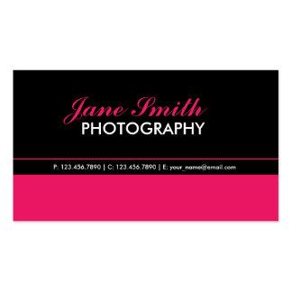 Modern Professional Plain Simple Stylish Classy Business Card