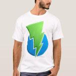Modern Pulp logo t-shirt