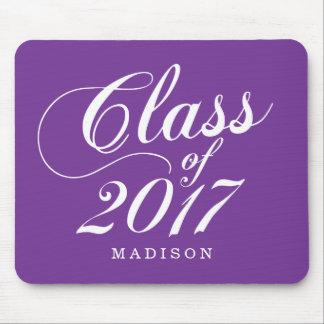 Modern Purple | Graduation Mouse Pad