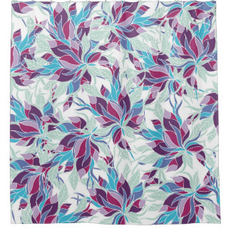 Fall Shower Curtains Zazzle