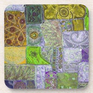 Modern Quilts Drink Coasters